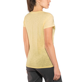 Patagonia W's Mainstay Tee Crest Yellow